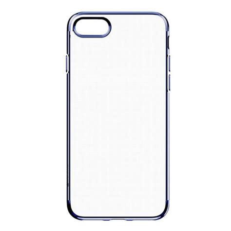 Iphone 7 Baseus Shining Soft baseus shining tpu back cover for iphone 7 plus blue