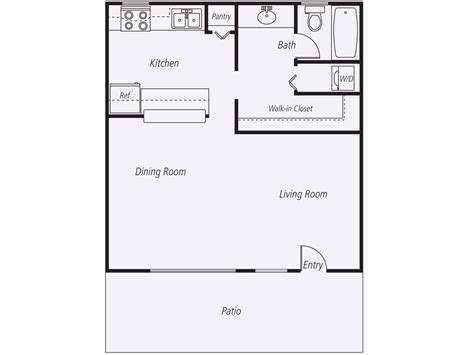 l shaped studio apartment design 600 sq foot studio apartment layout make the kitchen a quot l shape quot move the door to the left
