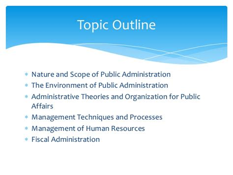 Bpa Prepared Speech Outline by Foundations Of Administration