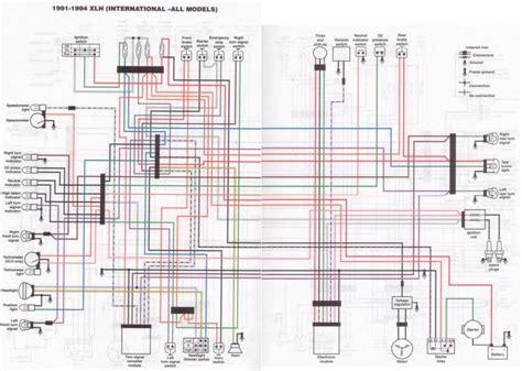 1999 heritage softail wiring diagram free