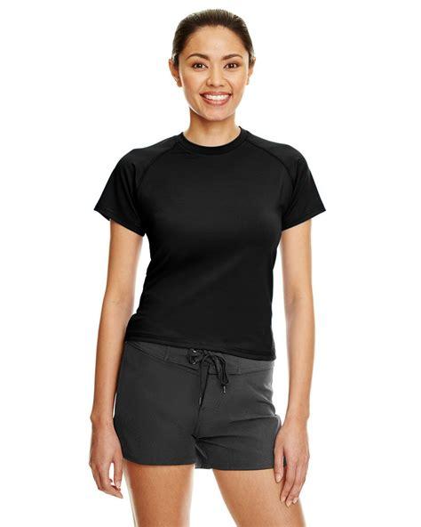 B5150 Black burnside b5150 rash guard t shirt at apparelnbags