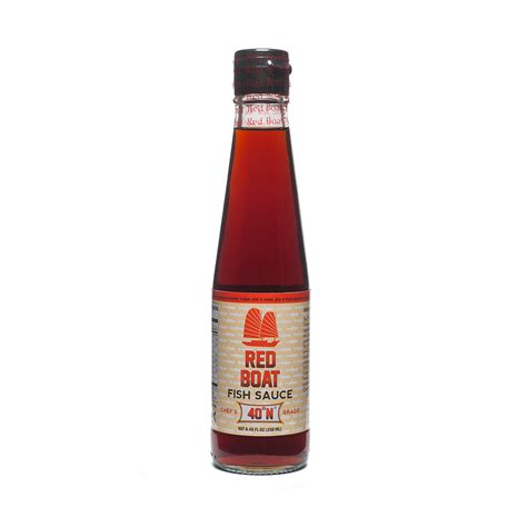 red boat fish sauce toronto premium fish sauce by red boat thrive market