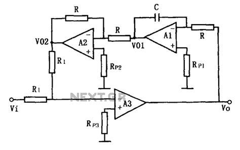 improved integrator circuit oscillator circuit oscillator circuits next gr