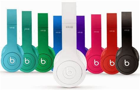 beats colors beats hd on ear headphones drenched in 8 colors for