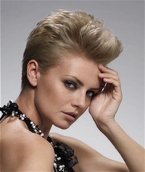 short hairstyles for real people on trend short glam hair styles