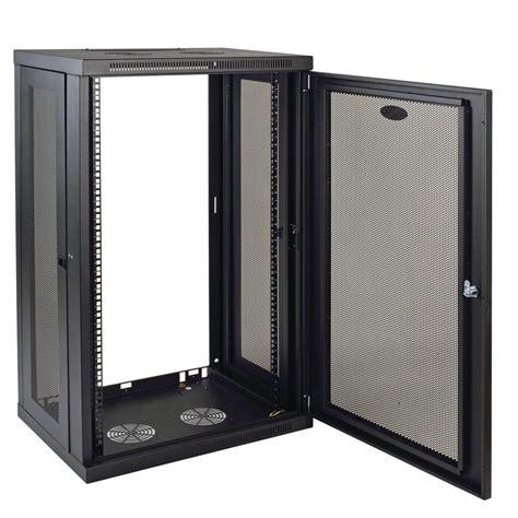 switch cabinet wall mount tripp lite 21u smartrack low profile wall mount rack