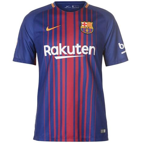 Hjersey Barcelona Home 2018 nike nike barcelona home shirt 2017 2018 domestic replica shirts