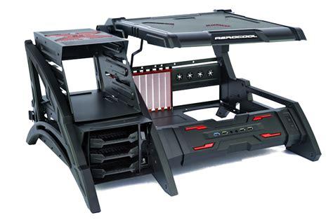 Pc Bench Table Test Strike X Air De Aerocool Modding Fr