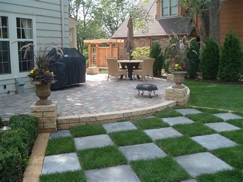 Paver Patios Cost Excellent Patio Paver Ideas Patio Stepping Stones Patio Pavers Contractors Outdoor Deck