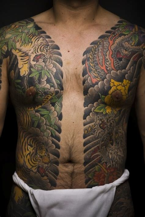 Yakuza Ink Tattoo Supplies | yakuza suit torso ink pinterest yakuza tattoo
