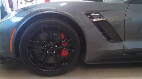 What Is A Brake Caliper by Brake Caliper Colors Wth Corvetteforum Chevrolet