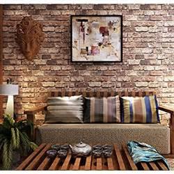 Beach Cottage Bedroom Ideas brick design wallpaper