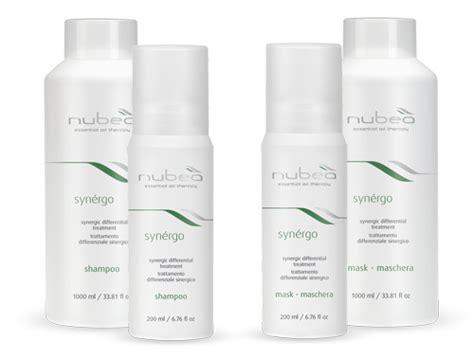 una hair products from italy essentia sursum solutia equisebo auxilia synergo e