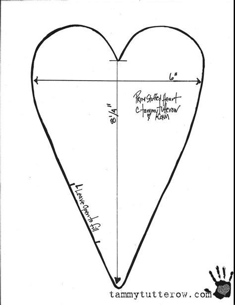 pattern for primitive heart tammy tutterow primheart pattern tammy tutterow