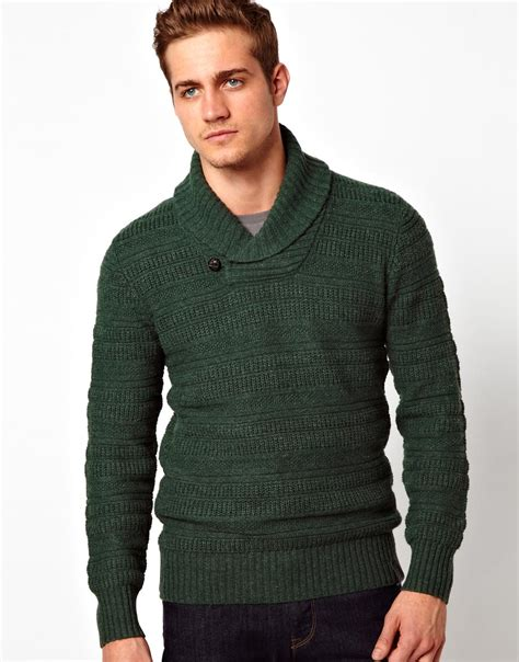Sweater Esprit Lyst Esprit Sweater In Green For