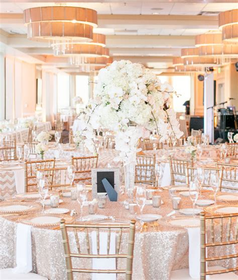 glam glitter wedding theme archives weddings romantique