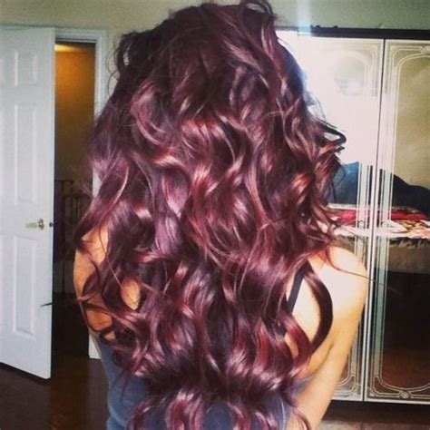 cute burgundy highlights 45 shades of burgundy hair dark burgundy maroon