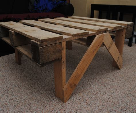 coffee table    pallets ideas