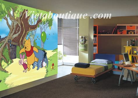 chambre enfant winnie decoration de chambre winnie l ourson