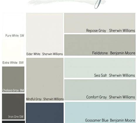 revere pewter coordinating colors coordinating colors with gray 2019 color trends