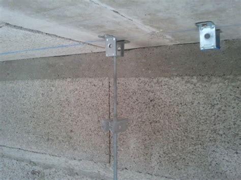 Tige Filetée Faux Plafond by Electricit 233 Ok Vrd Termin 233 Es Suspentes D 233 Mar 233 Es