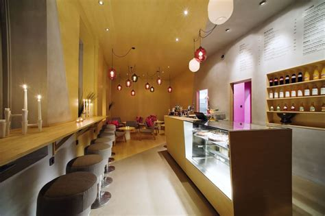 Cafe Interior Design Caf 233 Foam Scandinavian Coolness Meets Temperament Idesignarch Interior Design