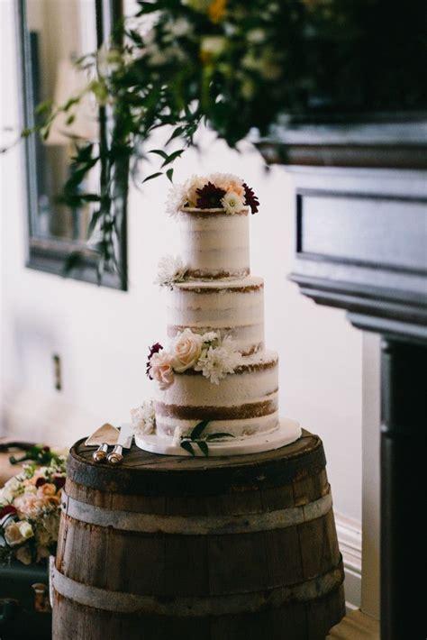 Bespoke The Wedding Event, Irish Pub Wedding, Naked Cake