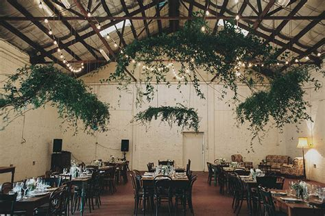 Australian Industrial Wedding Venues   HOORAY! Mag