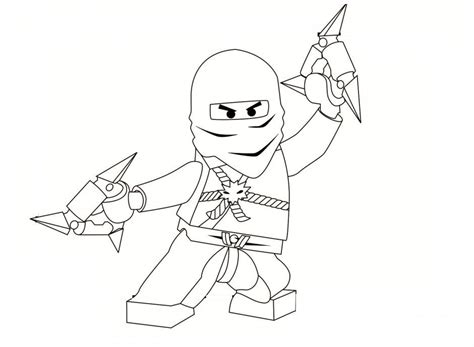 ninjago printable coloring pages momjunction ninjago coloring pages kai coloring home