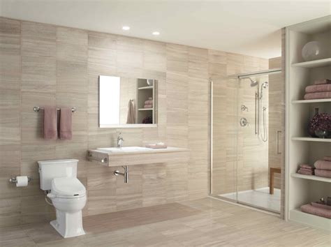 Handicapped Accessible Universal Design Showers Handicap Accessible Bathroom Design
