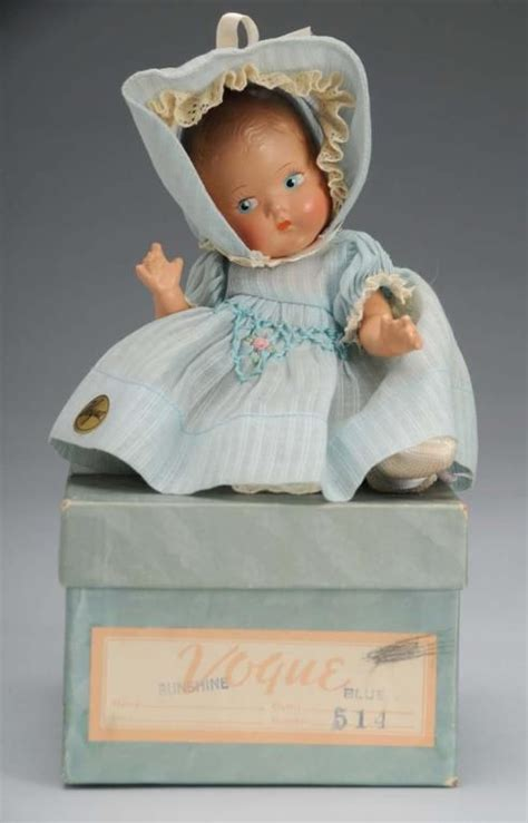 composition baby doll vintage vogue composition baby doll dolls
