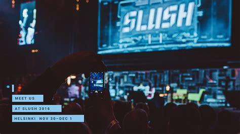 side events list slush 2016 meet indata labs at europe s leading startup event slush