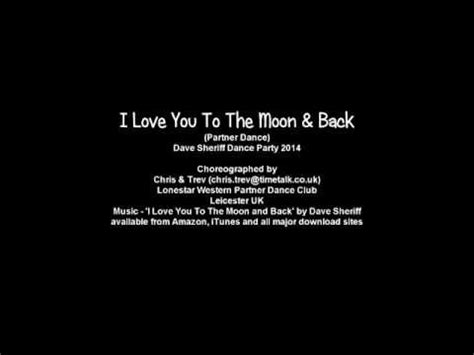 I To The Moon i you to the moon and back