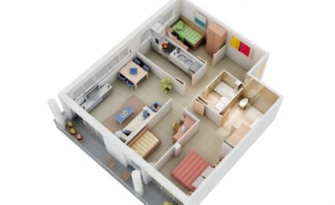 square footage visualizer 3 bedroom apartment house plans