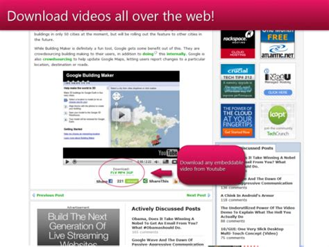 download mp3 from webpage 15 best youtube firefox add ons youtube video downloader