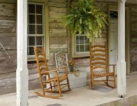 Outdoor amish outdoor porch rockers