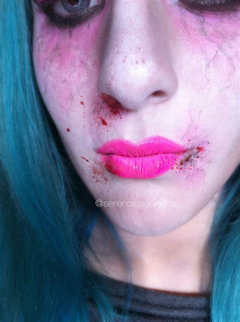 zombie makeup tutorial dark skin zombie princess makeup tutorial you makeup vidalondon
