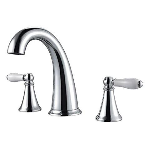 pfister faucets bathroom pfister kaylon widespread bathroom faucet polished chrome and ceramic