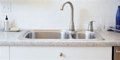 how to clean a kitchen sink maxwell co