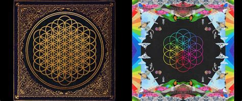coldplay bmth bring me the horizon coldplay flower of life similar