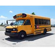 Chevy Express School Bus For Pinterest