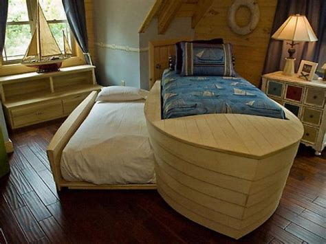 ark bed on boat 25 amazing boat rooms for kids design dazzle