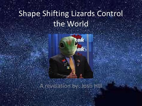 shapeshifting furniture 5 must see shape shifting shapeshifting lizards control the government