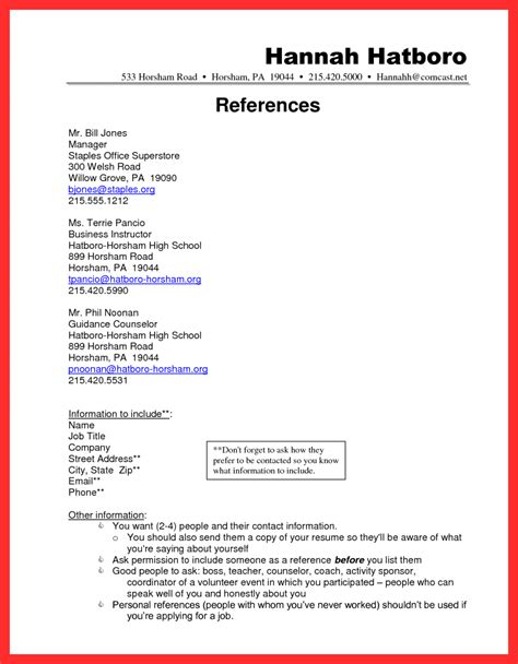 Apa Resume Template Good Resume Format Microsoft Word References Template