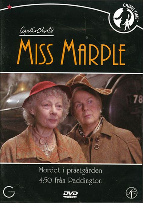 libro 4 50 from paddington miss miss marple mordet i pr 228 stg 229 rden 4 50 fr 229 n paddington dvd discshop se