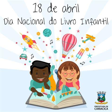 libro dos dias de mayo programa 231 245 es das escolas municipais no dia nacional do livro infantil prefeitura municipal