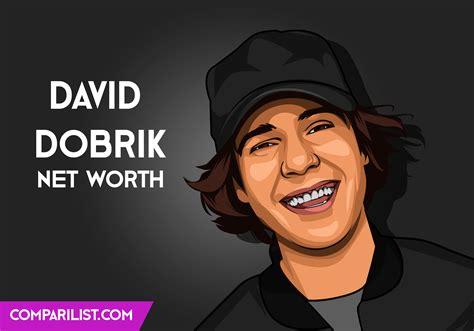 david dobrik net worth  sources  income salary