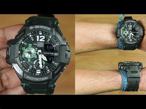 G Shock Ga 1100 1a3dr casio g shock gravity master ga 1100 1a3 sensor