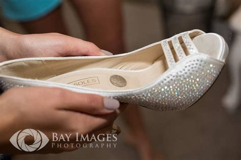 sixpence in shoe wedding sixpence tradition bay images photography