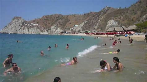Playas De Santa Marta Colombia | playa blanca santa marta colombia youtube